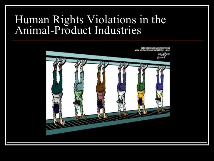 the violation of animal rights Unlike most editing & proofreading services, we edit for everything: grammar, spelling, punctuation, idea flow, sentence structure, & more get started now.