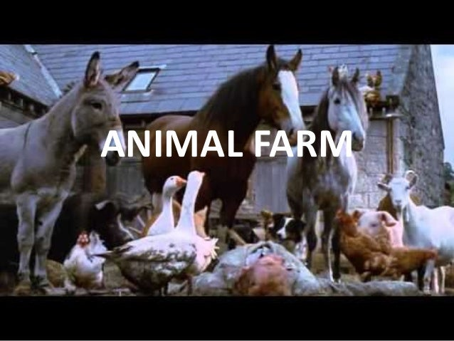 Animal farm Ch 10 Summary