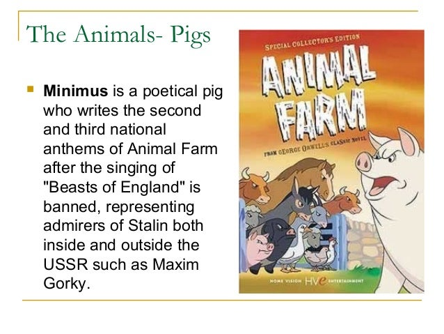 Who Tastes Napoleon S Food In Animal Farm