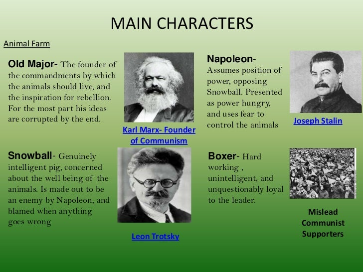characters who become corrupted by power in animal farm Power is authority and strength, which is any form of motive force or energy, ability to act, or control when too much power is given, a dictatorship government can form, in which all decisions are made by one authority in animal farm, george orwell portrays how power tends to corrupt and.