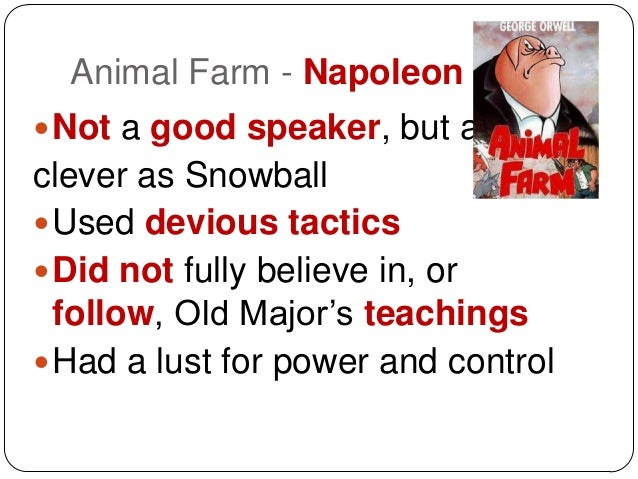 Animal Farm Chapter 2 3 And Character Connections