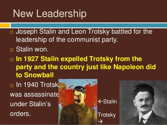 why stalin and not trotsky was To westerners (or me at least), trotsky seemed like the natural successor to lenin how did stalin defeat trotsky in the power struggle what.
