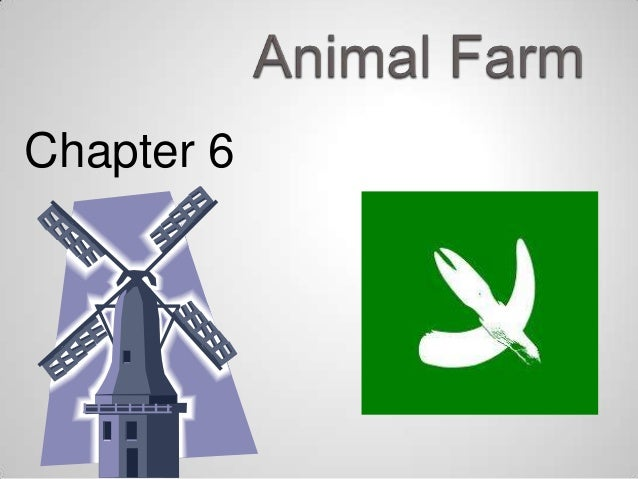 examples of foreshadowing in animal farm