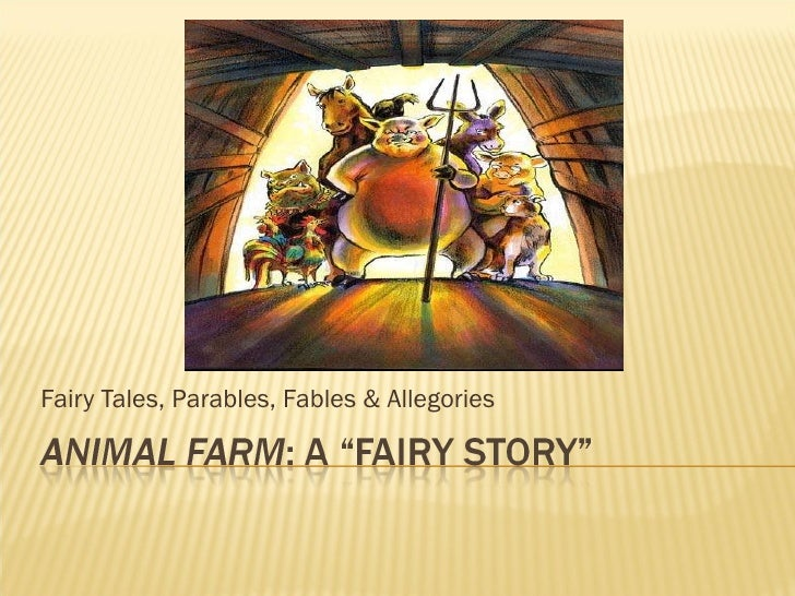 Fairy Tales, Parables, Fables & Allegories