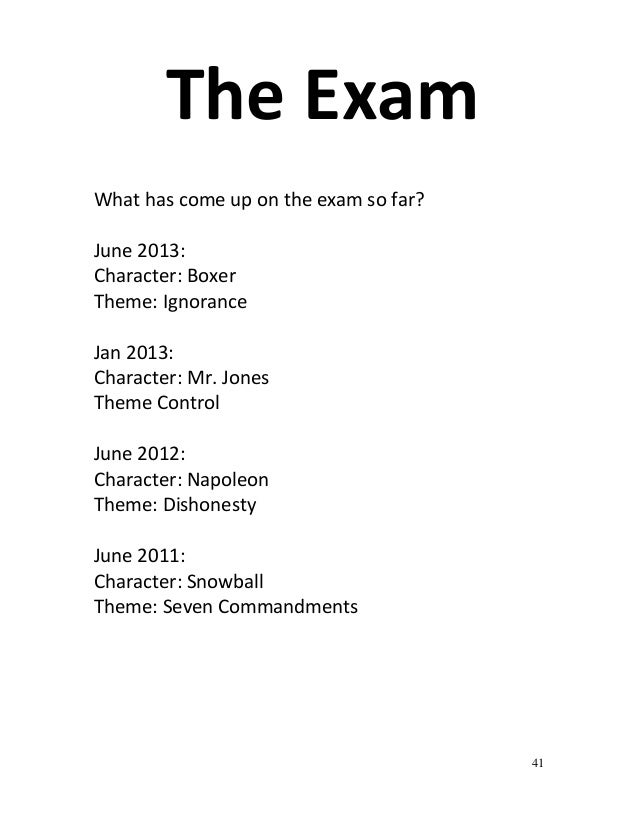 English Final Exam Essay Prompts For Animal Farm - image 10