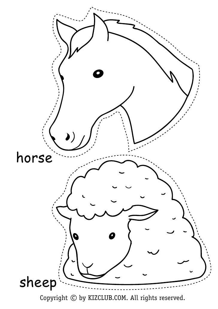 Animal headbands