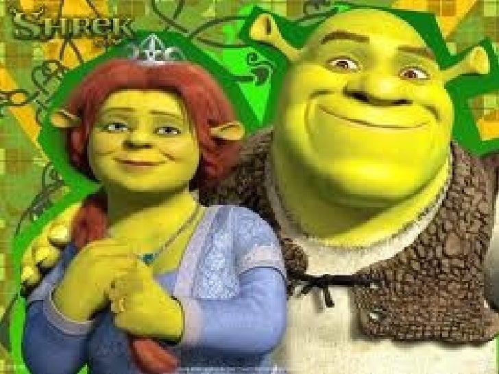 Shrek:• Luego buscamos información sobre los  cuentos populares que aparecían en la  película de Shrek, como por ejemplo: ...
