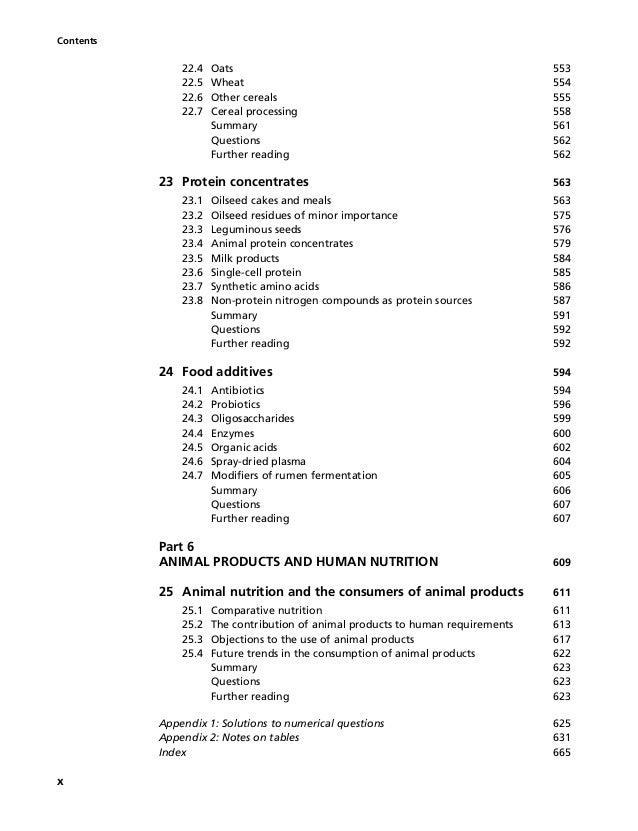 Animal Nutrition 7th Edition