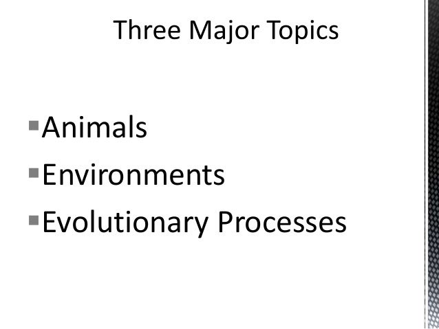 Animal Physiology chapter 1