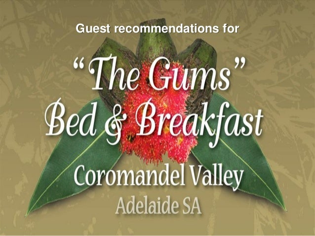 Guest recommendations for