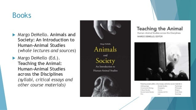International Summer School in Human-Animal Studies