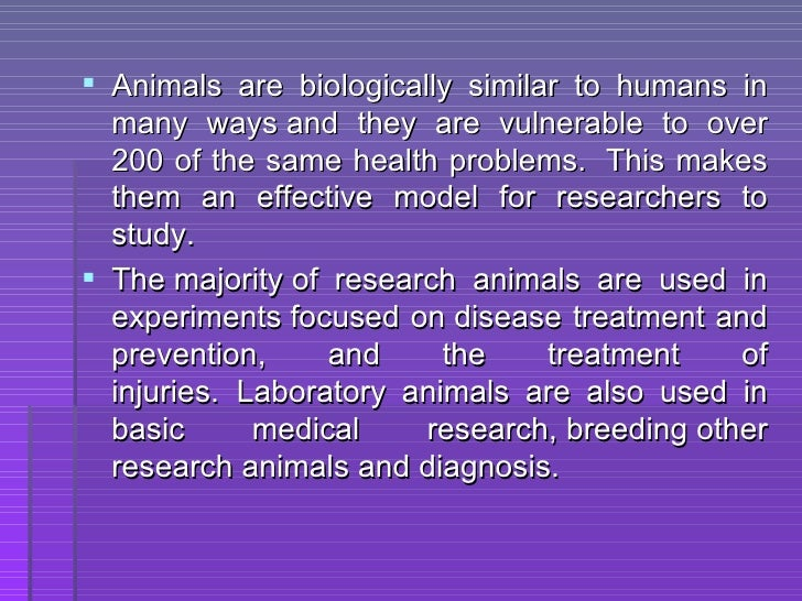is using animals in medical research 16 integral pros and cons of animal  the medical breakthroughs that have happened in the last 100 years were direct results from animal research and .