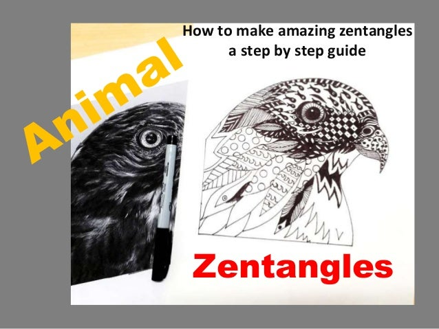 How to make amazing zentangles a step by step guide Zentangles