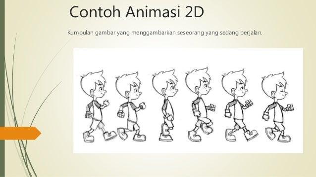 Animasi  2 dimensi