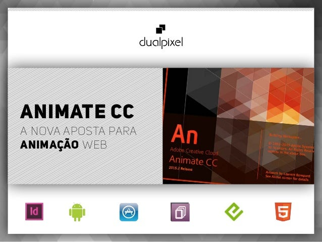Animate cc A nova aposta para animação web