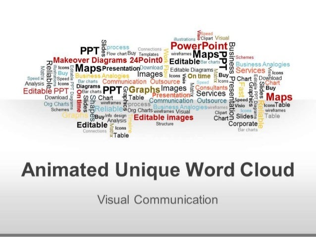 Unique word cloud powerpoint template unique word cloud powerpoint template like what you see get the complete deck at 24point0 slide store this product has maxwellsz