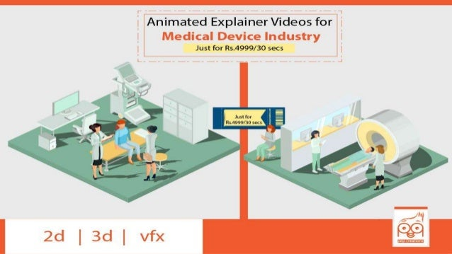 Animated Explainer Videos for Medical Device Industry