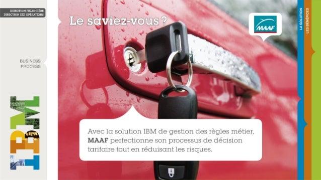 La Maaf, un assureur mutualiste plus agile grâce à la gestion de ses règles métier