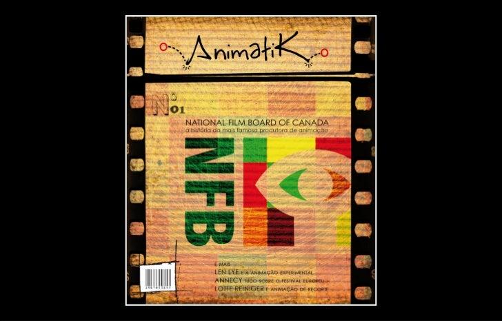 Revista Animatik