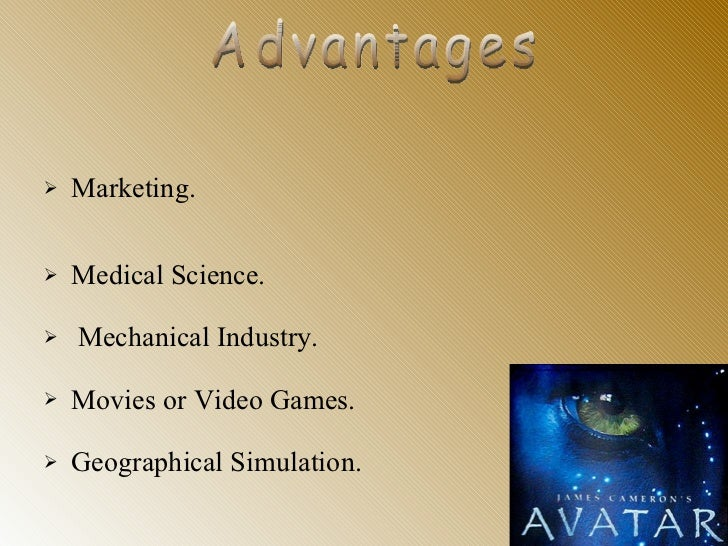 advantages of animation films