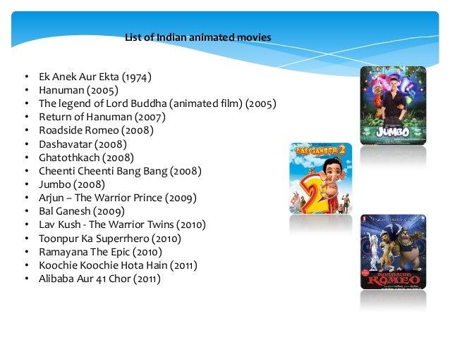 cheenti cheenti bang bang 2008 hindi animation movie