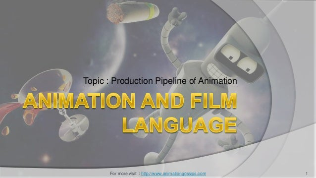 Topic : Production Pipeline of Animation  For more visit : http://www.animationgossips.com  1