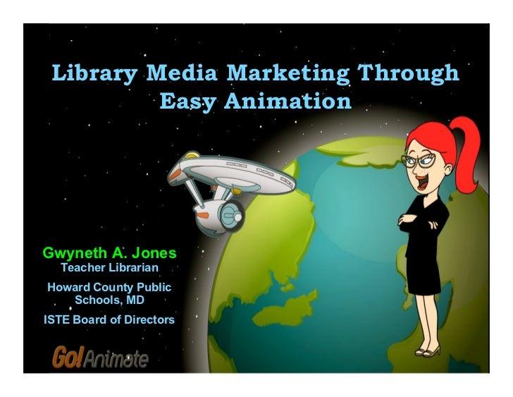 Animation Media Marketing