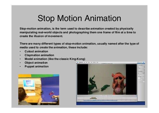 Animation Techniques Slide 3