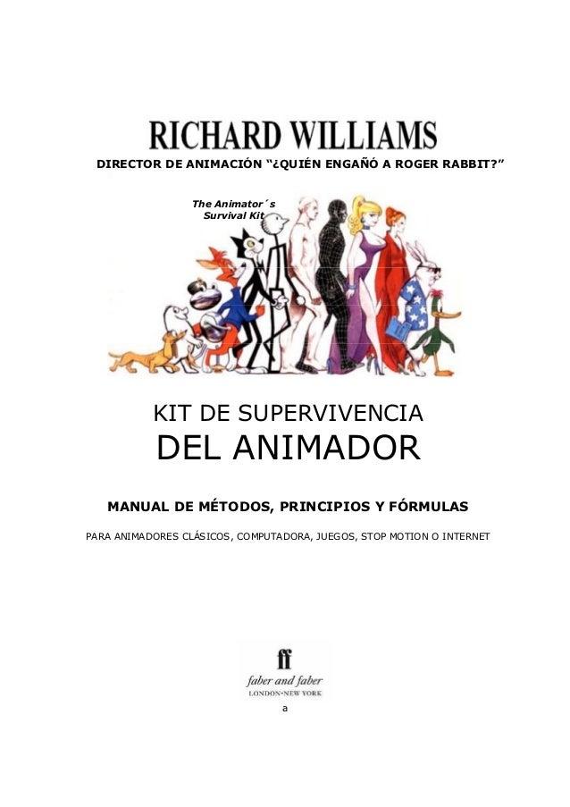 Animator survival kit español