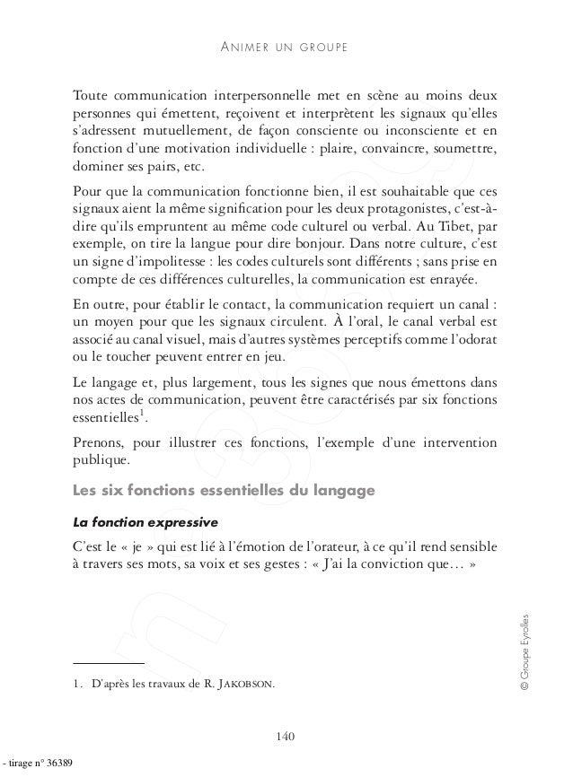 Boubaddara Youssef: Animer un groupe