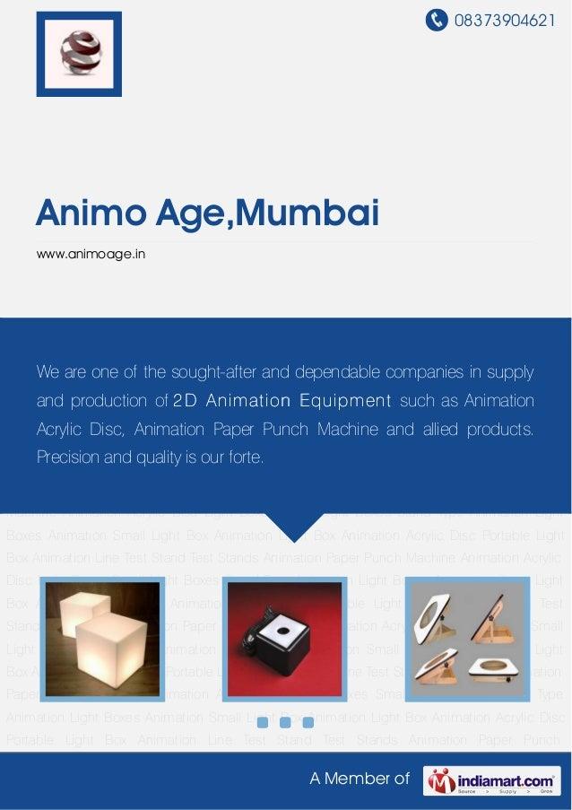 08373904621A Member ofAnimo Age,Mumbaiwww.animoage.inLight Boxes Small Light Boxes Stand Type Animation Light Boxes Animat...