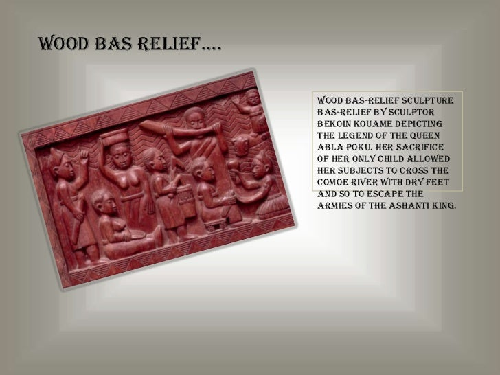 An in depth look at bas reliefs around the world