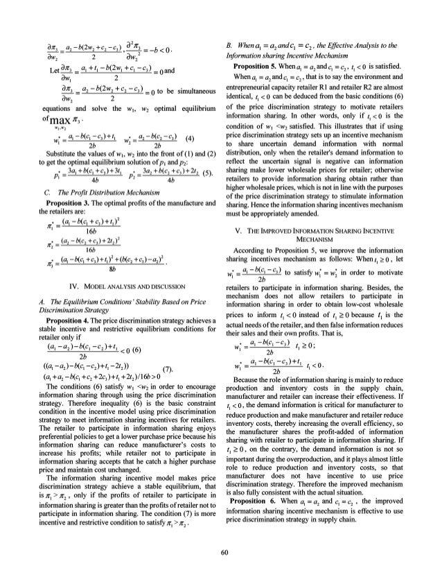 alr3 =a2 -b(2w2 +C2 -c3 ) , (j2 ff; = -b < o· aW2 2 dW2 Let aJl'3 =al +tl -b(2wI +cI -c3 ) =oand aWl 2 aJl'3 =a2-b(2w2+C2-...