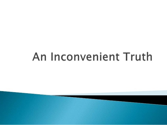 An inconvenient truth by davis guggenheim essay