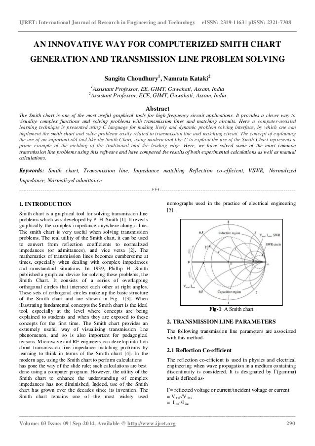 IJRET: International Journal of Research in Engineering and Technology eISSN: 2319-1163   pISSN: 2321-7308  ______________...