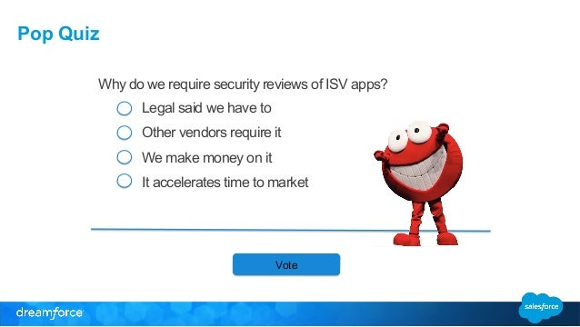 An Insider's Guide to Security Review (October 13, 2014)