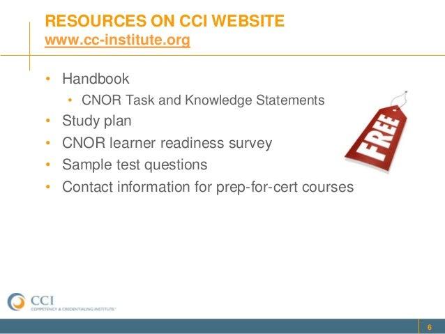 CNOR Certification App   CCI® CNOR Exam Prep   Pocket ...