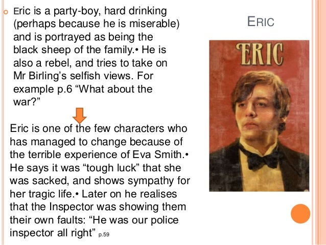 an inspector calls character profile An inspector calls - character and theme 1 character and theme in an  inspector calls 2 characters overview• remember that the.