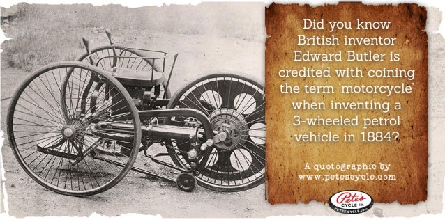 An Interesting Fact on Motorcycle