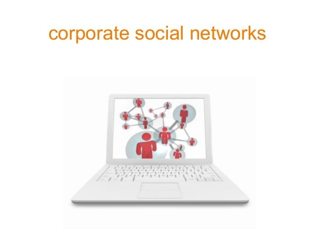 corporate social networks