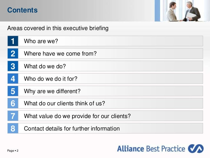 alliance best practice The alliancing code of practice outlines the information needed at different stages within an alliance discover more about alliancing and how to establish and maintain a successful alliance learn more about how the alliancing code of best practice is helping deliver efficiencies in the delivery of major infrastructure.