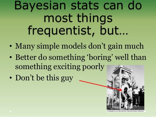 An Introduction To Bayesian Statistics