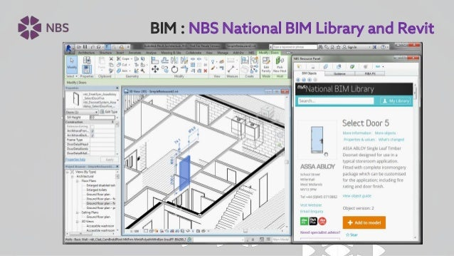An Introduction to BIM for Manufacturers