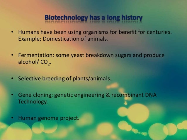 an introduction to biotechnology Introduction to biotechnology process control and instrumentation online training, tutorials and information - learn all the basics, theory and practical application of industrial systems and devices.