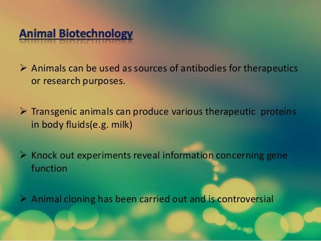 an introduction to biotechnology the use of biological information mainly dna The chemical compounds of living things are known as organic compounds  because of their  cellulose is used primarily as a structural carbohydrate it is  also.