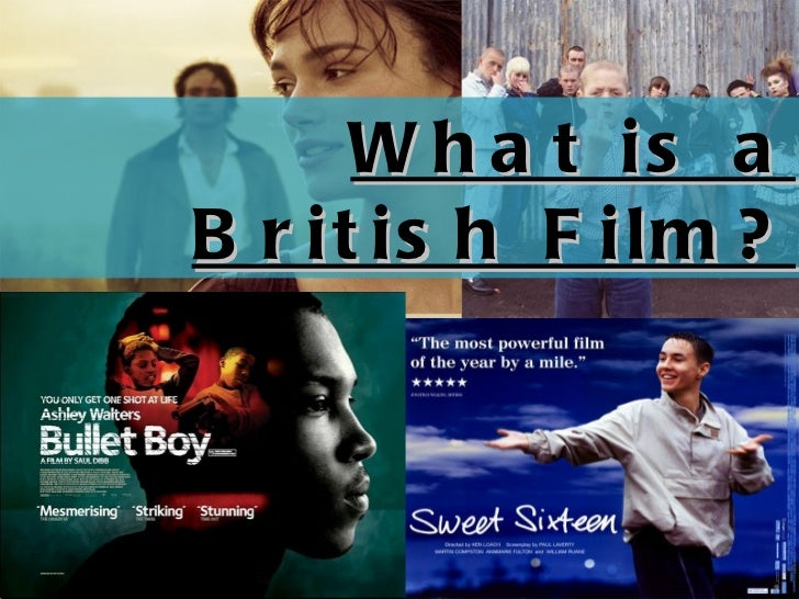 What is a British Film?