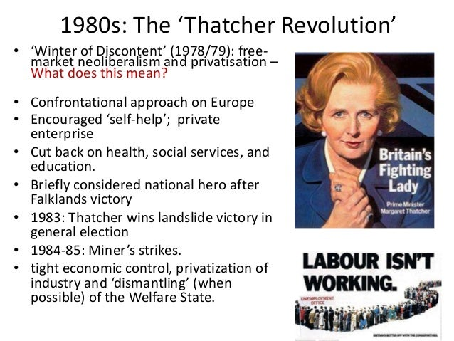 what is meant by thatcherism Late british prime minister margaret thatcher leaves a lasting legacy  defining  thatcherism thus means understanding margaret thatcher.