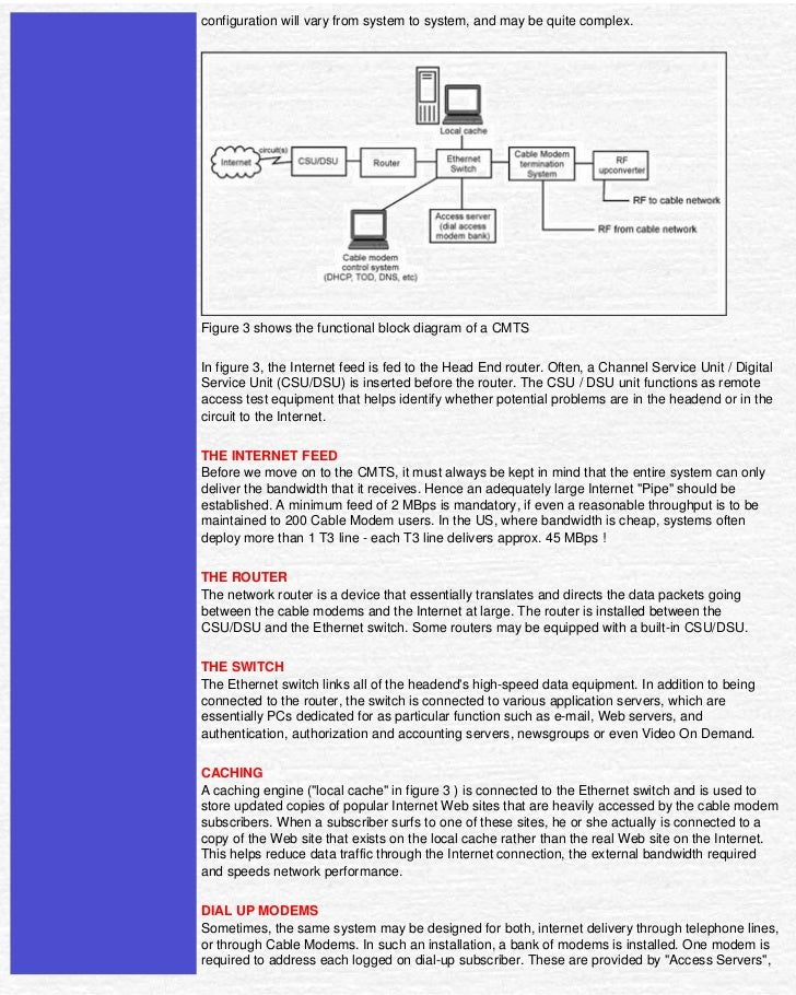 internet acess through cable tv network Different internet service provider - internet access is the process that enables individuals and organizations to connect to the internet using computer terminals, computers, and mobile devices, sometimes via computer networks | powerpoint ppt presentation | free to view.