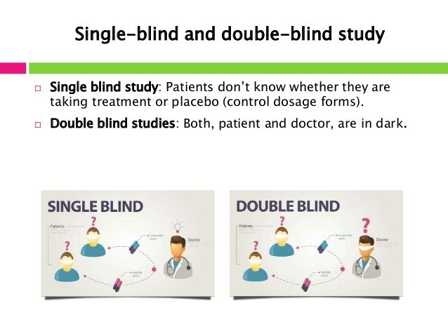 double blind study definition of double blind study in