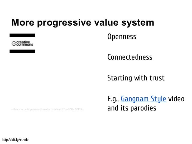 More progressive value system                                                                 Openness                    ...